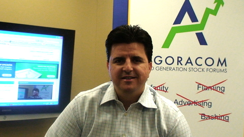 AGORACOM Small Cap TV